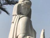 حصاد الثقافة.. انتهاء ترميم تمثال الفلاحة.. ووزير الآثار فى احتفالات المجر