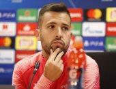 برشلونة ضد الإنتر.. ألبا: لا يمكن تعويض ميسي.. ولوبيتيجى مدرب رائع