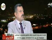 أيمن حمزة: نواجه سرقة الكهرباء بمنح الضبطية القضائية لمهندسى شركات التوزيع