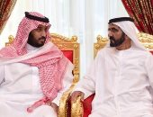 محمد بن راشد وولى العهد السعودى يبعثان برقية تهنئة لرئيس وزراء اليمن الجديد