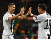 رونالدو وديبالا يقودان هجوم يوفنتوس ضد إمبولى فى الدوري الإيطالي