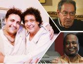 أغنيتان من ألبوم الكينج من نصيب محمد رحيم وكلمات مجدى نجيب وأحمد مرزوق