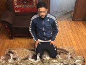 """القبض على عاطل متهم بالاتجار فى مخدر """"الفودو"""" بعين شمس"""