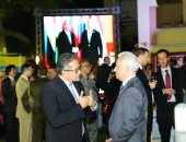 وزير الآثار يشارك المجر فى الاحتفال بعيدها القومى.. صور