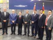 """مطار القاهرة يستقبل أولى رحلات الخطوط الصينية من """" تشنجدو """""""