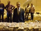 ضبط 617 ألف قرص كبتاجون مخدر قبل تهريبها للسعودية داخل شاحنة فحم بسفاجا
