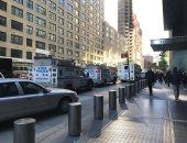 إخلاء مكتب CNN ومركز تايم وارنر للاشتباه فى وجود طرد مشبوه فى نيويورك