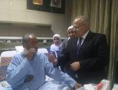 رئيس جامعة القاهرة يتفقد قصر العينى وإحالة أى أستاذ يعطى دروسا خصوصية للتحقيق