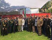 ملحقية الدفاع فى جنوب أفريقيا تحتفل بالذكرى 45 لانتصارات حرب أكتوبر