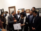 الكويت تشارك بفعاليات الدورة الـ 4 لملتقى القاهرة الدولى للخط العربى