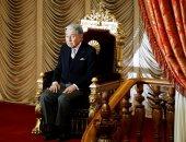 إمبراطور اليابان قبل تنازله عن العرش: أديت واجبى على أكمل وجه