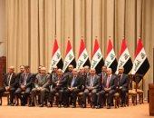 بالأسماء.. البرلمان العراقى يصوت على تشكيل الحكومة الجديدة