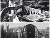 معلومة × صورة .. قصة سور مجرى العيون الذى بناه صلاح الدين قبل 800 عام