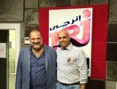 """خالد الصاوي: دورى فى """"عمارة يعقوبيان"""" تحدى..واستيقظت 7 أيام متواصلة من أجل """"الفيل الأزرق"""""""