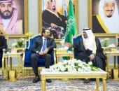 صور.. سعد الحريرى يصل السعودية لحضور المنتدى العالمى لصندوق الاستثمارات