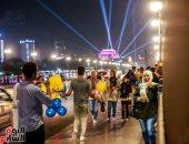 جمهورية وسط البلد.. ضحك ولعب وجد وتفكير فى قلب ليل القاهرة