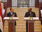 وزير الإعلام السودانى: إرادة سياسية قوية لقيادتى مصر والسودان لتعزيز التعاون المشترك