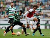 سبورتنج لشبونة البرتغالى يقرر تخفيض رواتب لاعبيه 40%
