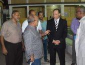 نائب محافظ أسوان يشارك في اجتماع مبادرة شارك ونظف لاستعادة المظهر الحضارى