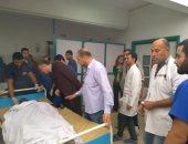 مصرع وإصابة 17 شخصا فى حادث انقلاب سيارة بالإسماعيلية