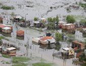 ارتفاع عدد المصابين فى فيضانات كراسنودار بروسيا إلى 724 شخصا