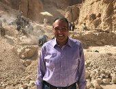 صور.. السفير السعودى يزور المعالم السياحية بالأقصر بصحبة زاهى حواس