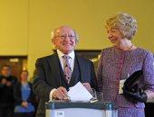 بدء عملية التصويت فى الانتخابات الرئاسية بأيرلندا