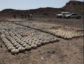 السعودية تنتزع 1.401 لغم بالأراضى اليمنية