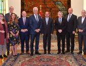 الرئيس السيسي: ألمانيا تتمتع بمكانة مهمة لدى مصر وعلاقاتنا معها متشعبة