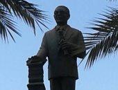 دمياط تنفى سرقة الكتاب الملحق بتمثال على مشرفة