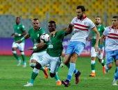 ملخص مباراة الزمالك والاتحاد السكندرى بالبطولة العربية