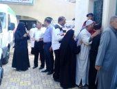قافلة طبية تعالج 800 مواطن بقرية بكفر الشيخ