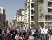 جولة لطلاب جامعة بنى سويف فى مشروعات الإسكان والحديقة المركزية بالشيخ زايد