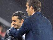 برشلونة ضد الريال.. هل تتذكر مواجهة لوبيتيجى وفالفيردى فى دورى الأبطال؟
