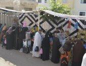 توفير سلع غذائية بقافلتين بقريتين بأسعار مخفضة بكفر الشيخ