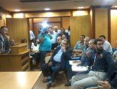 لقاء بجامعة طنطا لتدشين مشروع فرم النفايات الطبية بالغربية