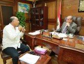 محافظ كفر الشيخ: إنشاء كابلات أرضية بدلا من الهوائية بتكلفة 27 مليون جنيه