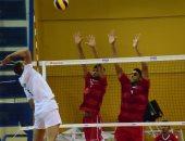 عمان تهزم فلسطين فى البطولة العربية للطائرة