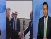 فولكهارد فيندفور: رئاسة مصر للإتحاد الأفريقى تتصدر مباحثات السيسى وميركل