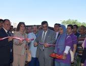 افتتاح معرض يضم 30 ألف كتاب فى جامعة بنها