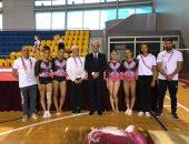 إيهاب أمين: الجمباز الفنى قدم أداء مميزًا فى بطولة العالم