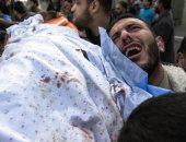 الاحتلال الإسرائيلى يقتل 3 فلسطينيين بقصف لطائرة بدون طيار على حدود غزة