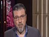 """عمرو الليثى فى أولى حلقاته: """"رسم البهجة على شفاه المصريين"""" شعار """"واحد من الناس"""""""