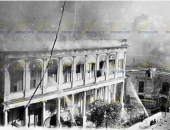 السيطرة على حريق داخل شقة سكنية فى عين شمس دون إصابات