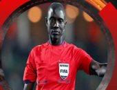 بكارى جساما حكمًا رابعًا في إدارة مباراة الإسماعيلي والقطن الكاميرونى