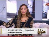 """ريهام سعيد: """"لازم نبطل نخلف كتير.. الأطفال مش بالكترة"""""""