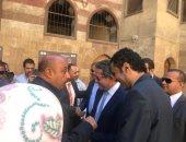 رئيس الآثار الإسلامية والقبطية: الوزارة تعد سجلا للحشوات المسروقة من المساجد