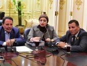 """""""قوى البرلمان"""" تطلب حضور 3 وزراء لعرض خطط عملهم وتوجه الشكر لوزيرة الهجرة"""