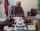 رئيس مدينة الشهداء يضبط 7 محال مخالفة فى المنوفية