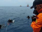 إندونيسيا تمد عملية البحث عن ضحايا الطائرة المنكوبة وصندوقها الأسود الثانى